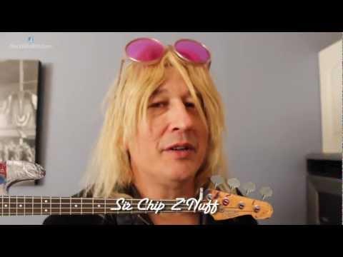 Rockstar Recipe | Chip Z'Nuff #TotallyChipotle ® Soup W/ Grilled Cheese #rockstarrecipes