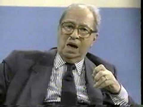 Mortimer J Adler: Intellect Mind Over Matter part 2 of 2