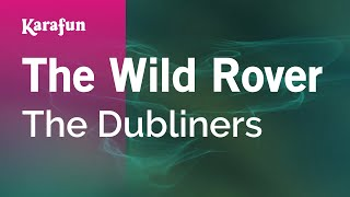 Karaoke The Wild Rover - The Dubliners *