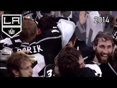 Every NHL Team's Last Stanley Cup Win As Of 2019