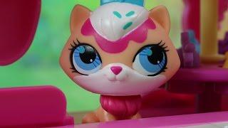 Autobus słodkości | Littlest Pet Shop & Shopkins | Bajki dla dzieci