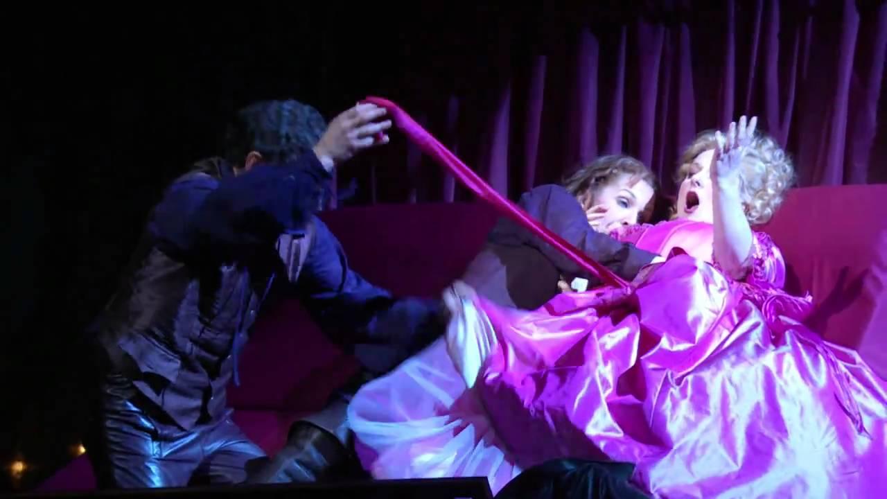Le Comte Ory: Act II Trio -- Juan Diego Flórez, Diana Damrau, & Joyce DiDonato (Met Opera)