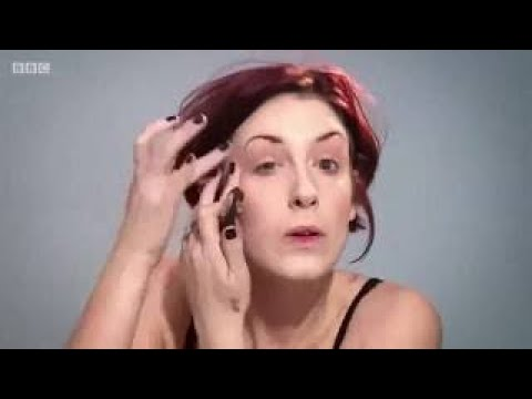 Connie Fisher on Make Up