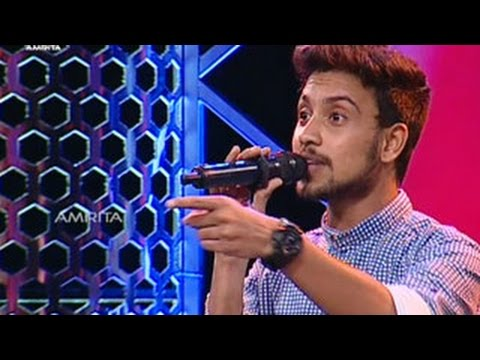 Al Sabith singing  kaithola paya virichu.. | special performance in Super Star Junior