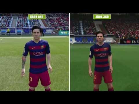 FIFA 16 Grafikvergleich | Xbox One & PS4 Vs. Xbox 360 & PS3
