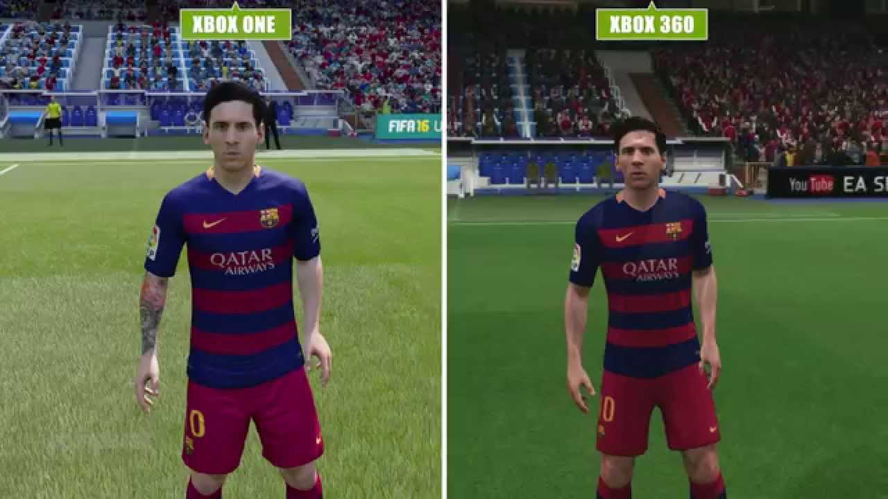 the gallery for gt xbox one vs ps4 graphics fifa 15