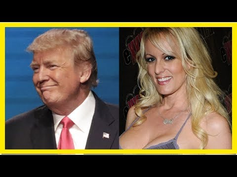 Donald Trump & Stormy Daniels: Porn Star Claims They Tried Having Threesome With Her