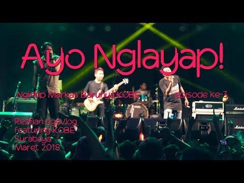 KOBE - BISA TANPA KAMU | Ayo Nglayap! eps 3 (KOBE music studio & DUALIZME cafe)
