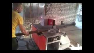 Мощная комплексная линия переработки горбыля(Предлагаем Вам высокопроизводительную линию переработки горбыля в заготовку для вагонки, под сращивание..., 2013-07-18T07:33:52.000Z)