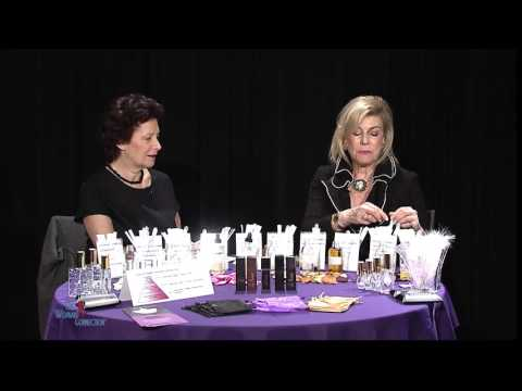 Sue Phillips (Perfumer) on The Woman's Connection® w/Barrie Switzen