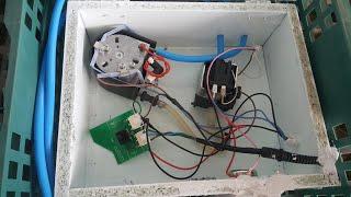 펌프와 히터만을 이용한 초간단 온수보일러 만들기