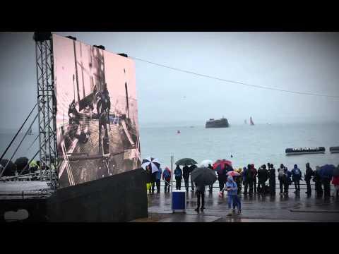 ETNZ: ACWS Portsmouth Practice Racing