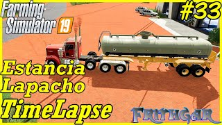 FS19 Timelapse, Estancia Lapacho #33: Digestate Overload!