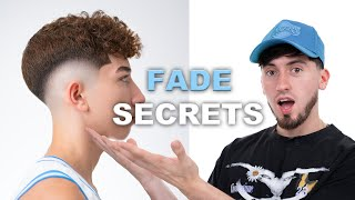 SECRETS TO A PERḞECT FADE! **barber cheat codes**