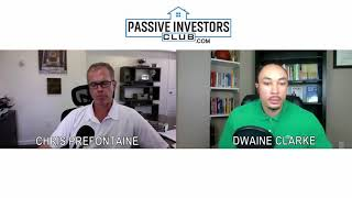 Chris Prefontaine: Start off with the Lease Purchase Strategy for little to no money