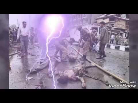 Very heart touching video emotional (Kashmir). Main aaise koom se hon jis k bh