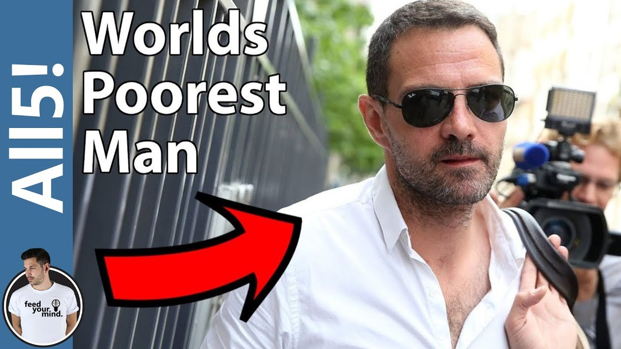 Meet The Worlds Poorest Man YouTube - Worlds poorest man