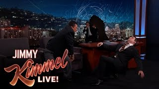 Download Video Henry Cavill Punches Jimmy Kimmel MP3 3GP MP4