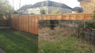 Landscaping ,new Fence And Shed Felt Repair .cambridge Garden Services Uk