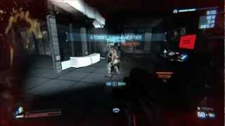 Aliens: Colonial Marines - Escape Mode - Flushed Out - PC Gameplay