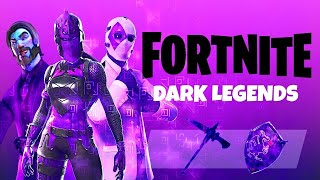 ÚJ LEAKED DARK LEGENDS BUNDLE + CUSTOM GAMES (Fortnite Magyar)