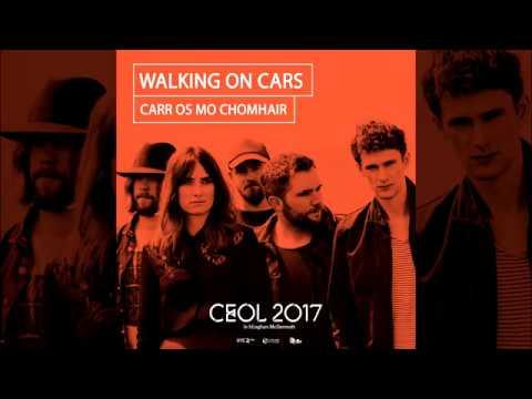 Walking On Cars - Speeding Cars as Gaeilge