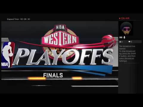 Western conference finals game 3  2016