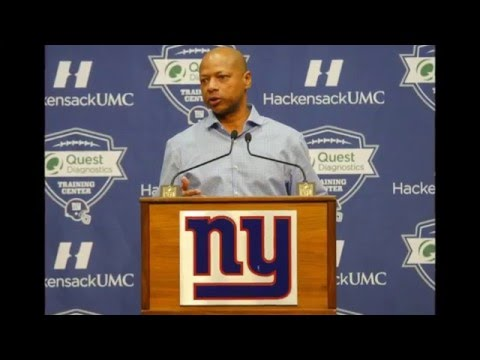 New York Giants 2016 Potential Draft Picks