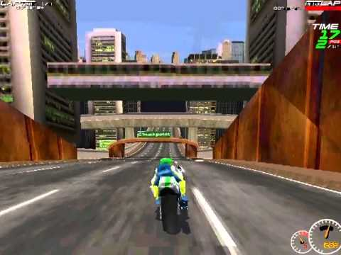 PC Longplay [533] Moto Racer