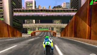 PC Longplay [533] Moto Racer