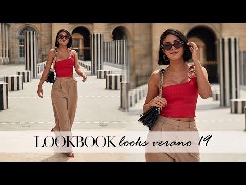 LOOKBOOK looks verano 2019