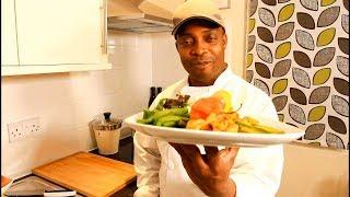 BEST GARLIC SHRIMP RECIPE QUICK AND EASY  | Chef Ricardo Cooking