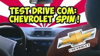 CBE Test Drive - Chevrolet Spin - LTZ AT