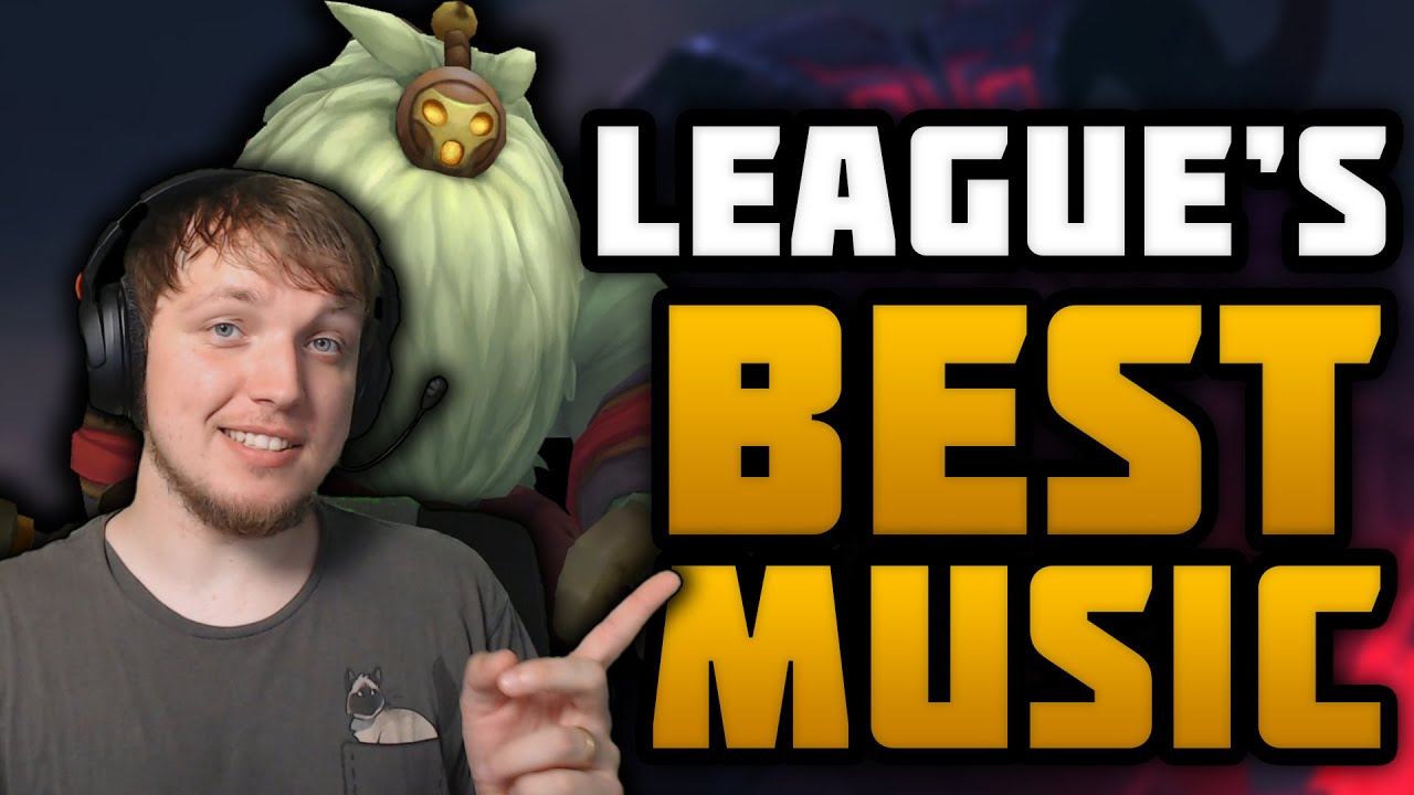 The Best Music of League of Legends