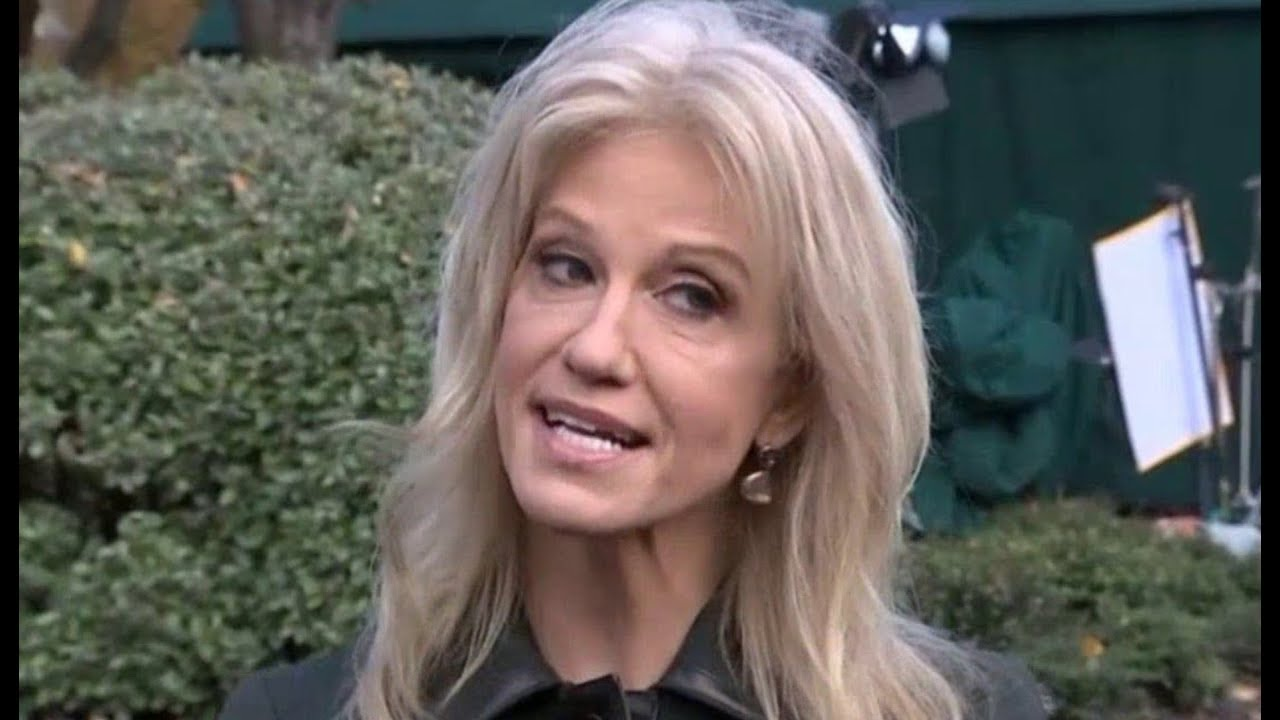Golden State Times kellyanne Conway FIERY Exchange with the Liberal Media