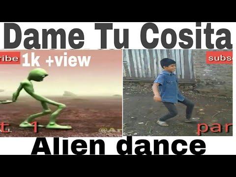 Nepali Cute Boys Vs Alien Dance | Amit kc | dame tu cosita