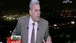بالفيديو.. جابر نصار: منعنا تدريس كتب القرضاوي وسيد قطب بجامعة القاهرة