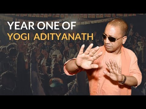 One Year of Yogi: Dying Children, Police Encounters and Communal Violence