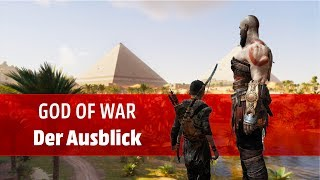 God of War – Wie geht es weiter? (Spoiler!)
