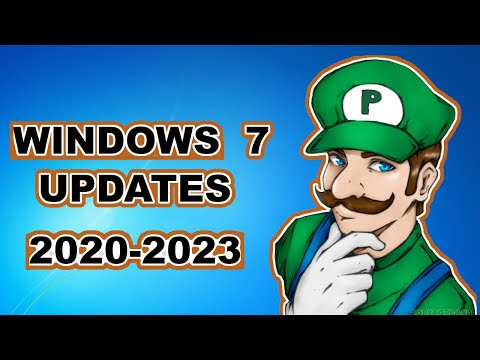 How To Get Windows 7 Security Updates After 2020