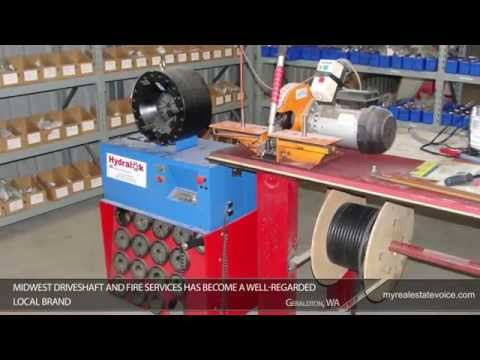 Niche Drive Shaft Repair/Hydraulic/Fire Business Business for Sale - Geraldton, WA