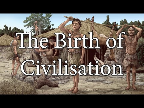 The Birth of Civilisation - The First Farmers (20000 BC to 8000 BC)