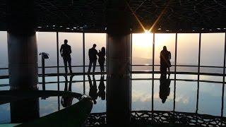 NA SZCZYCIE NAJWYŻSZEGO BUDYNKU ŚWIATA - Burij Khalifa, DUBAJ 2014