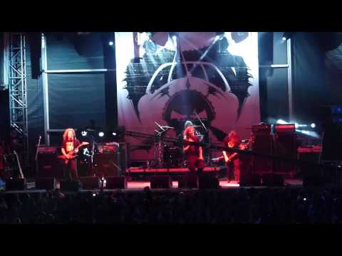 Voivod - Mechanical Mind  @ Brutal Assault 2013