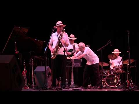 NOC Jazzband Viva Cuba Tour 2013 at Tom Terry Theater Cienfuegos - Big Easy
