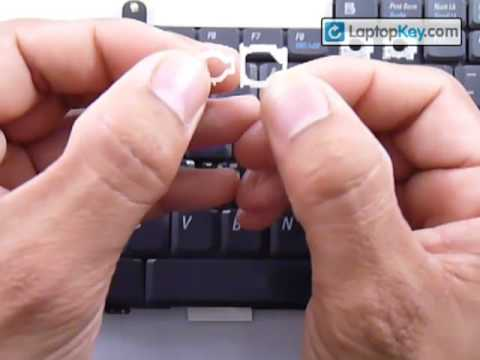 How to Fix Stuck / Sticky Keyboards Keys Laptop Dell IBM COMPAQ HP APPLE  ACER