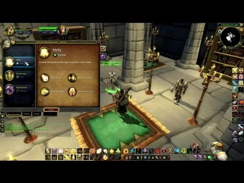 How To Reset The Talent Points In Wow World Of Warcraft Tutorials Youtube