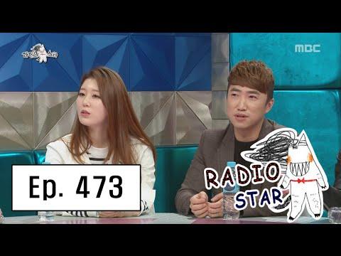 [RADIO STAR] 라디오스타 - Jang Dong-min flared at Kim Gu-ra 20160406