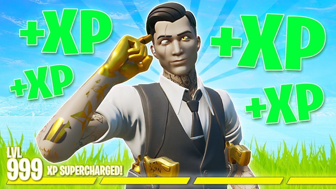 How to LEVEL UP FAST in Fortnite Chapter 2, Season 2! (EASY XP METHOD) thumbnail