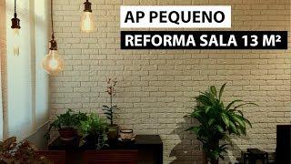 Reforma sala 13m2